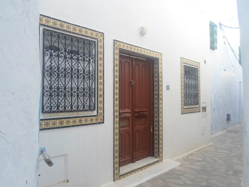 Maison arabe en plein hammamet ktt