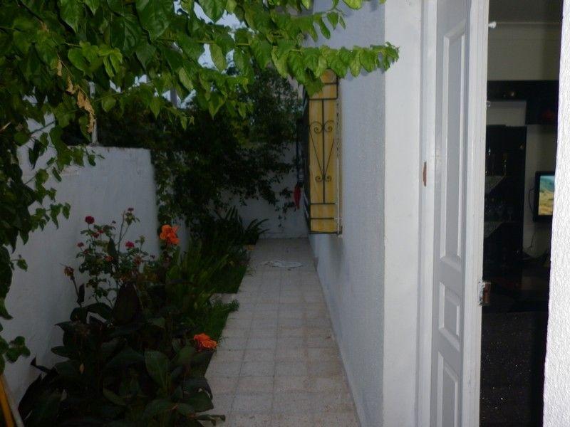 Maison proche de corniche hammamet
