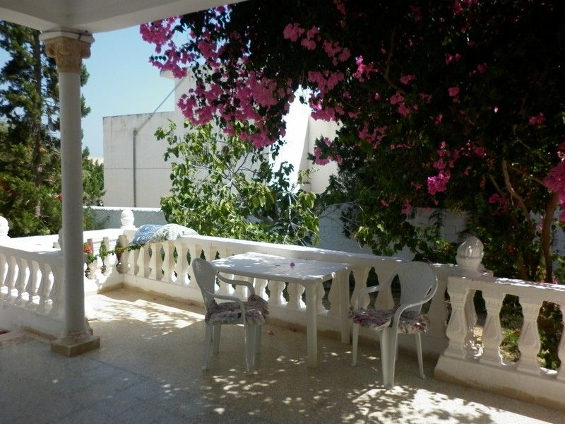 Villa ramssis proche de la mer à hammamet