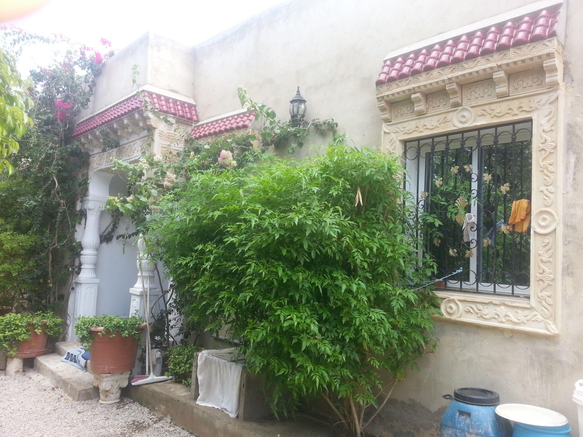 Belle maison dans un endroit calme aux alentours hammamet sud wa