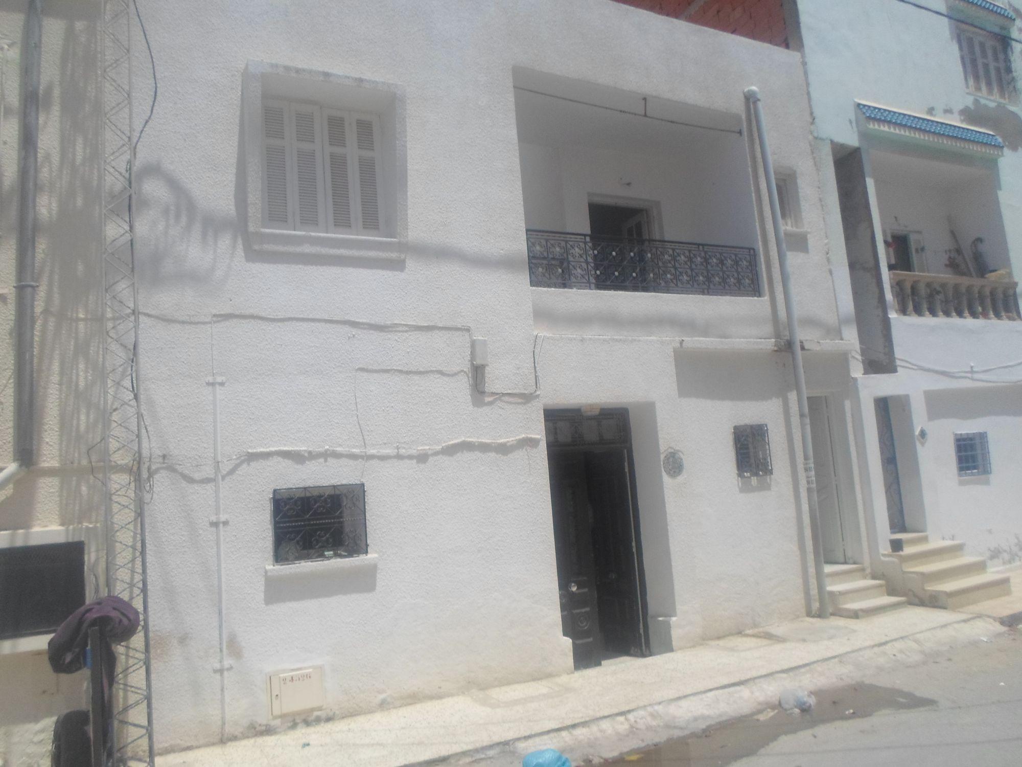 Deux maisons à hammamet