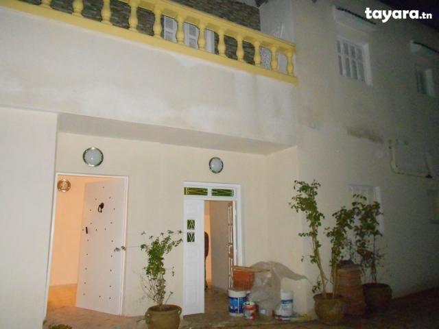 Deux maisons de 8 kl à hammamet
