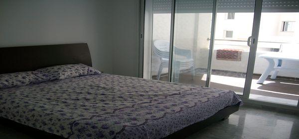 Un joli et coquet appartement meublé à kantaoui