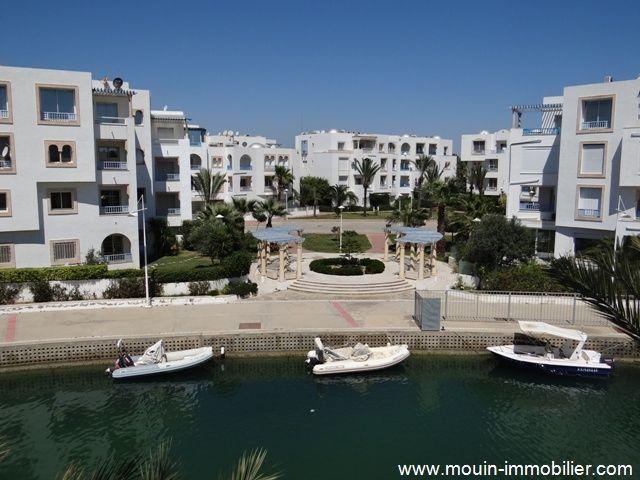 Villa la marina aa yasmine hammamet