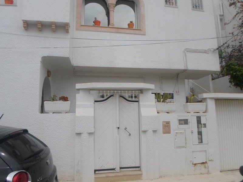 Al pour l'année une maison à hammamet ha