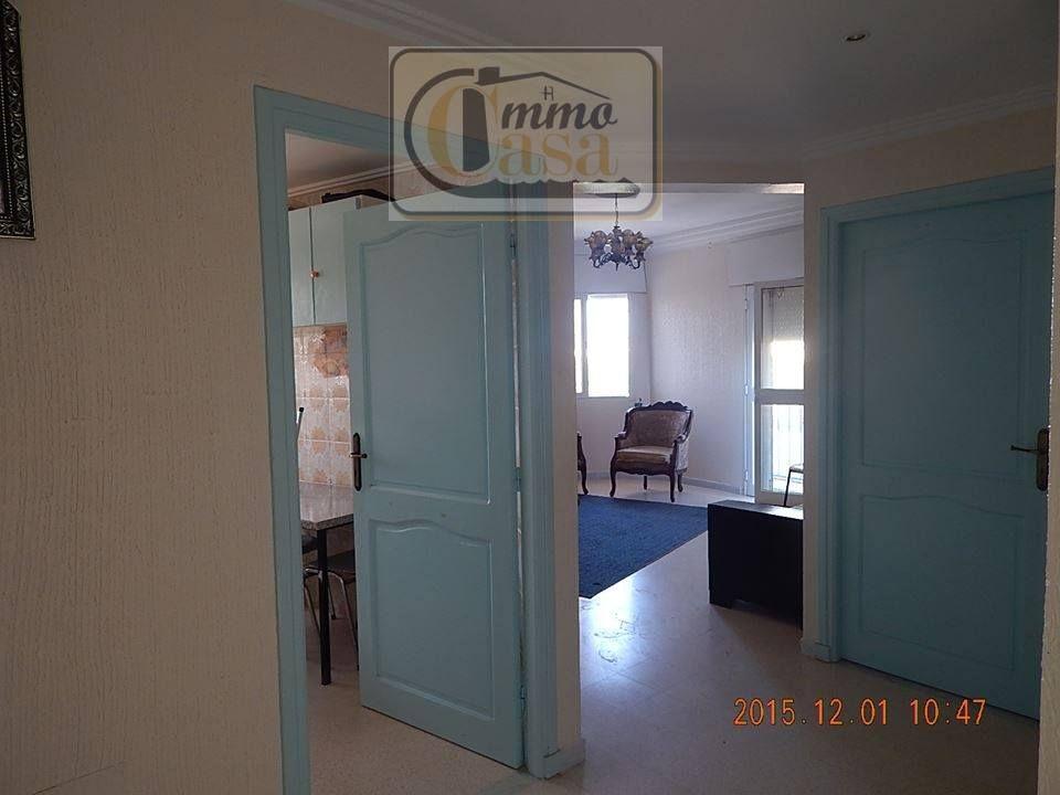 Appartement meubl au 1 er tage k libia location for Salle a manger kelibia