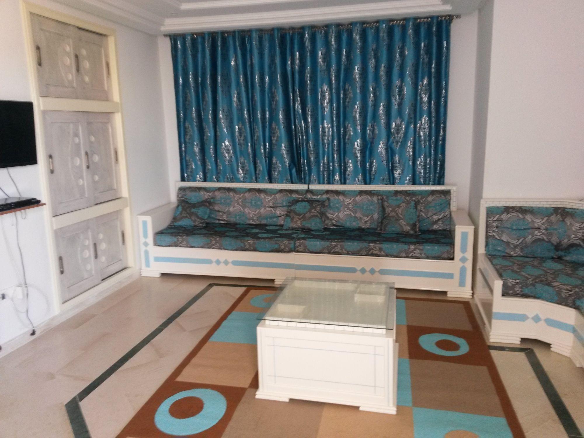 Appartements meubl et climatis kelibia 5 min de la for Meuble kelibia