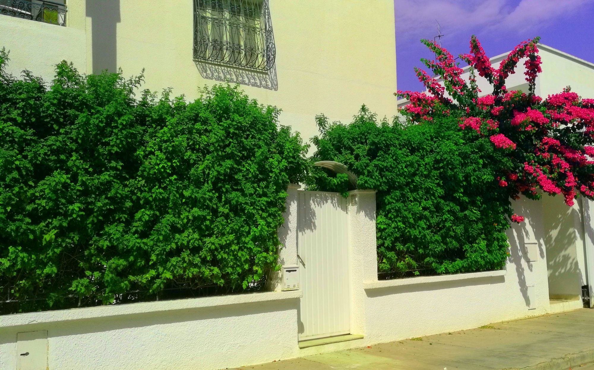Agréable villa à mutuelleville