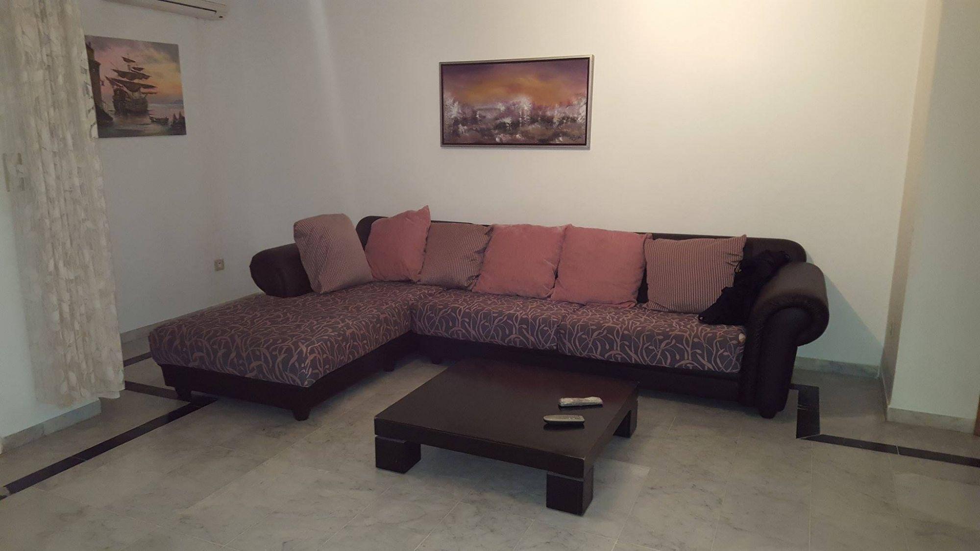 Appartement Haut Standing Meubl Corniche Sousse Location  # Corniche De Meuble