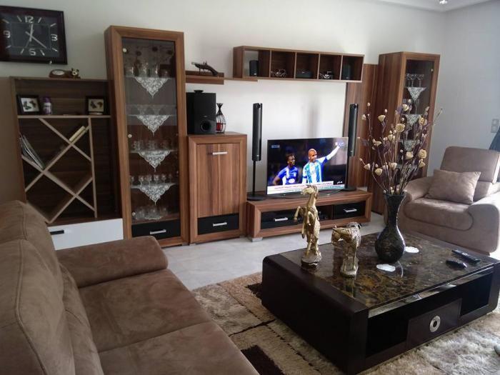 Appartement haut standing chiquement meublé