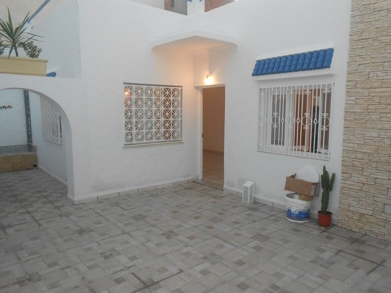Villa plein pieds proche hammamet centre