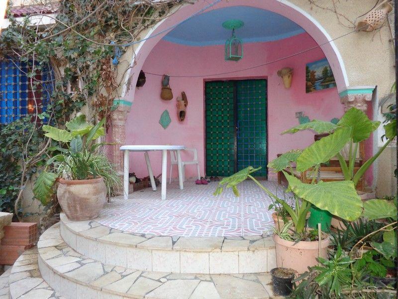 Maison style duplex à hammamet