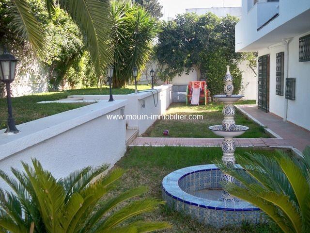 Villa sherine a à el menzah