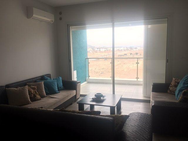 Appartement turquoise a mrezka hammamet