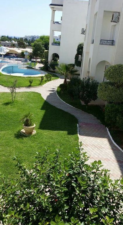 Appartement ons a hammamet nord