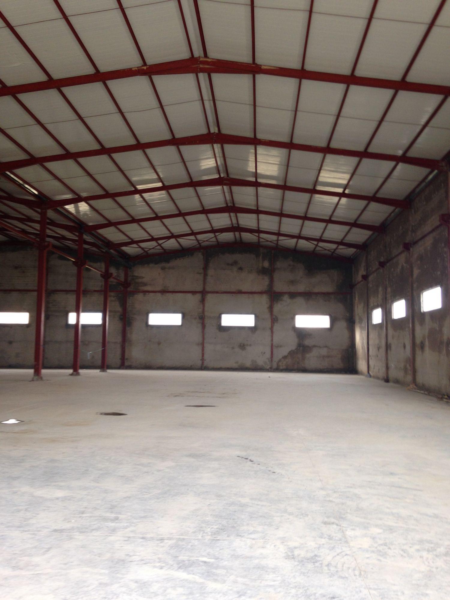 charpente industrielle tunisie