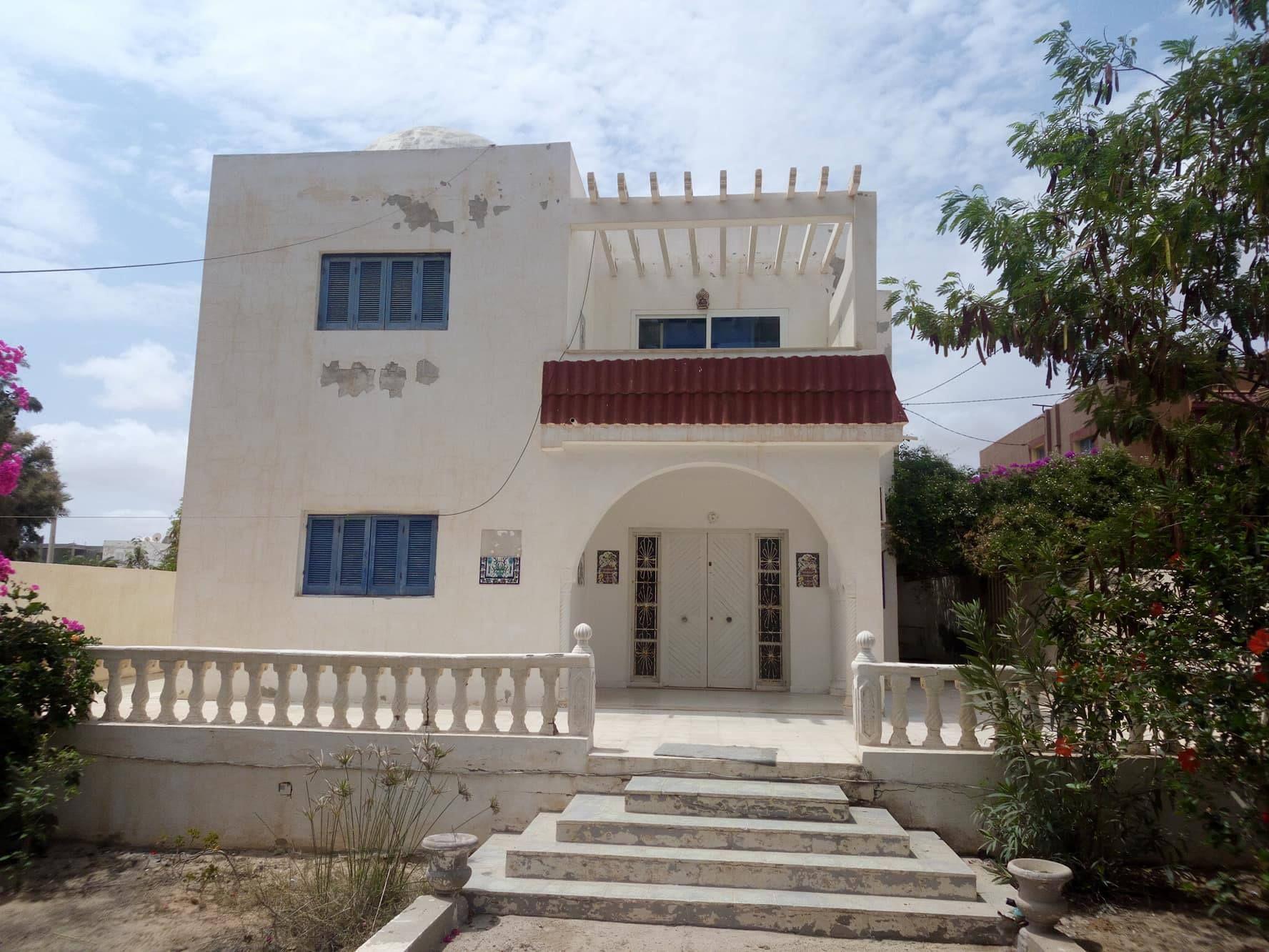 Salle De Bain Aqualys ~ Location Villa Bord De Mer Pr S Shango Location Maison Zarzis