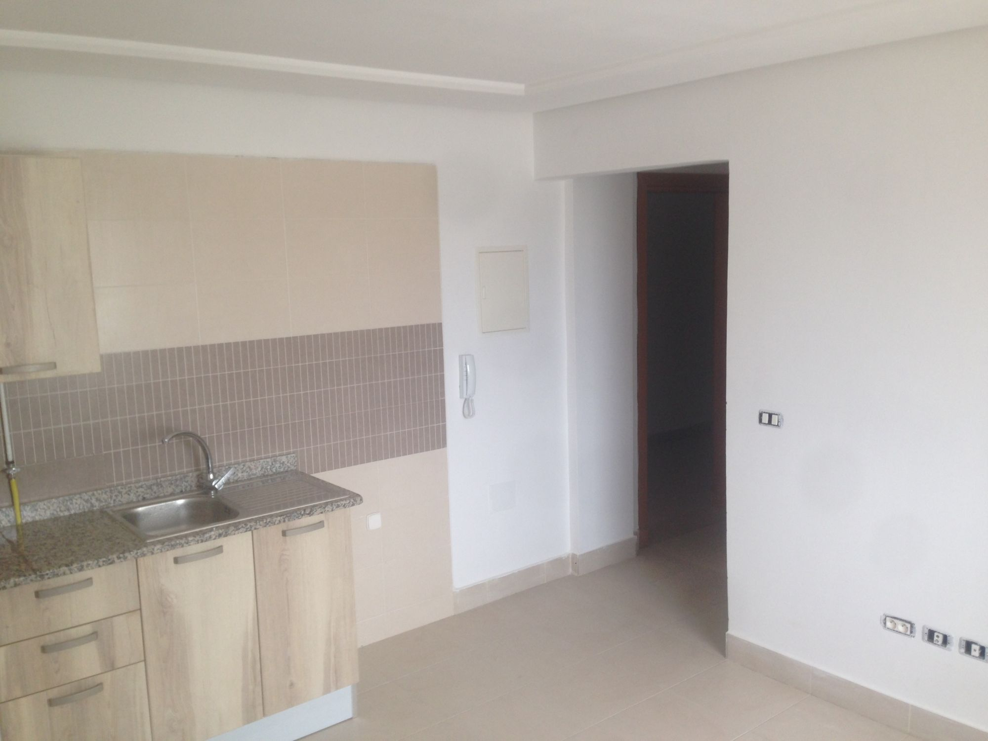 S 1 au rdc promoteur vente appartement a roport tunis for Vente appartement rdc