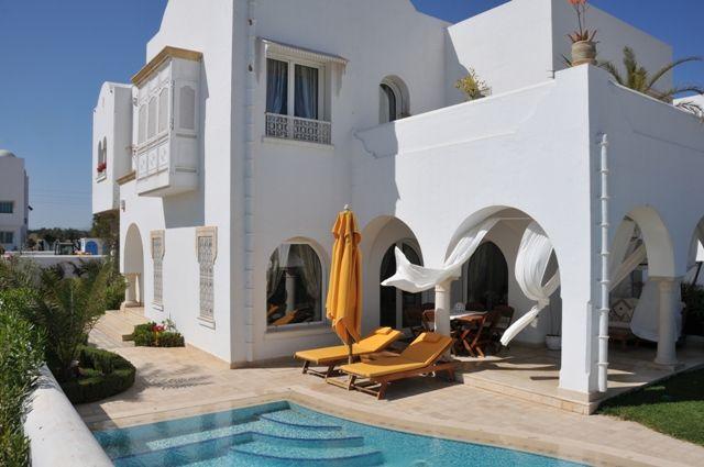 Villa souraya située à yasmine hammamet ref