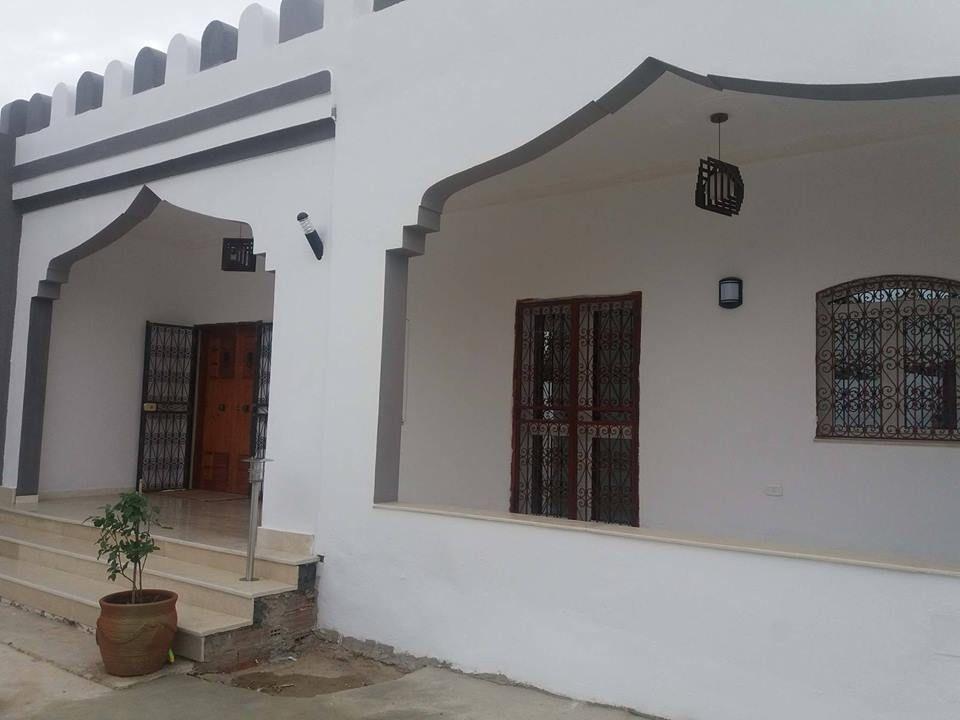 Villa proche hammamet nord w