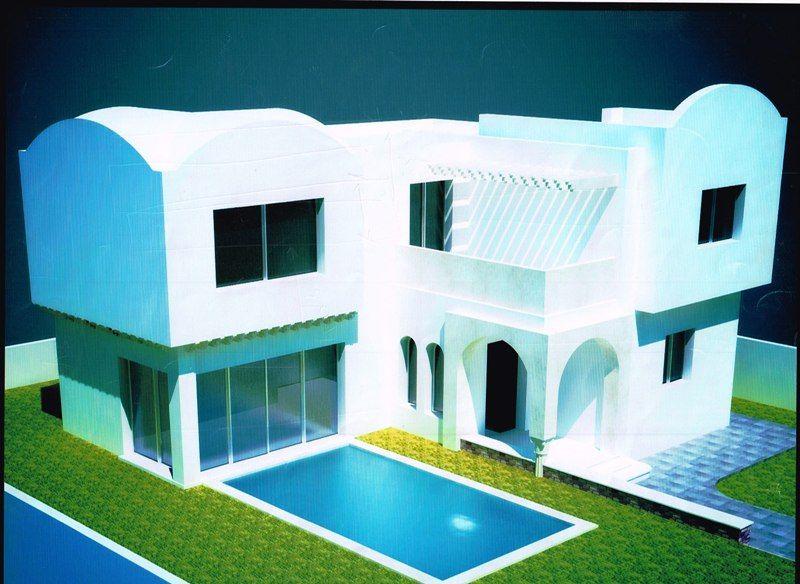 Villa fendi située à barraket essahel