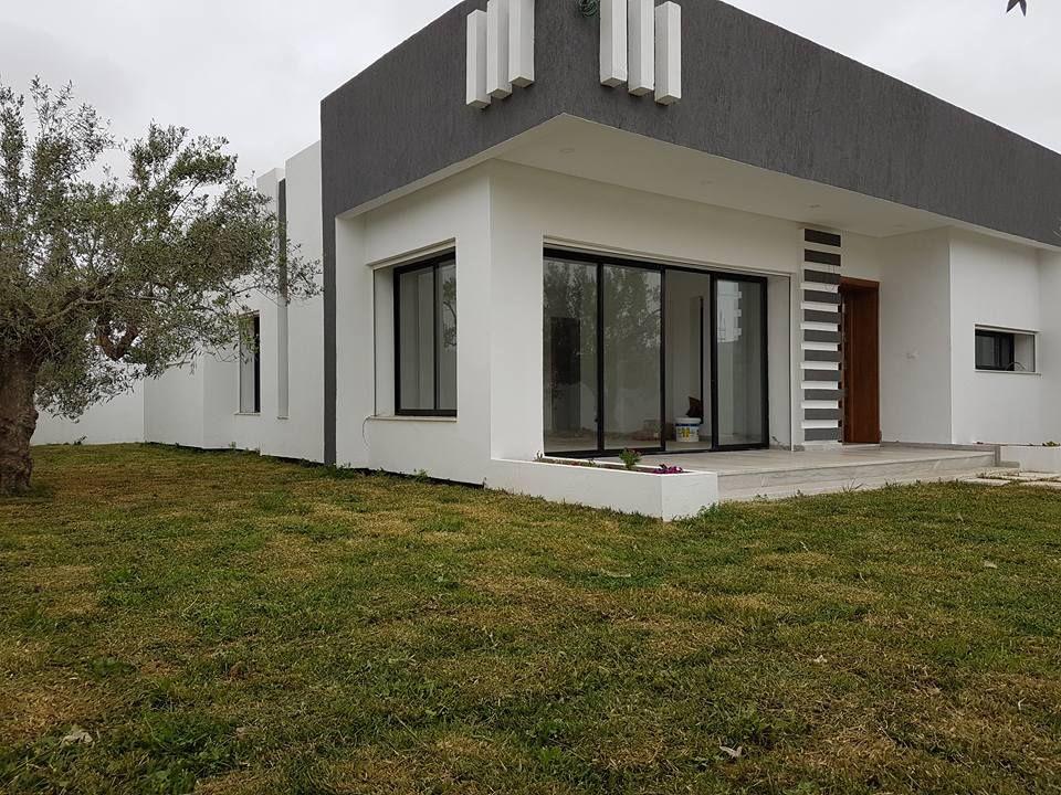 Villa paradis à hammamet