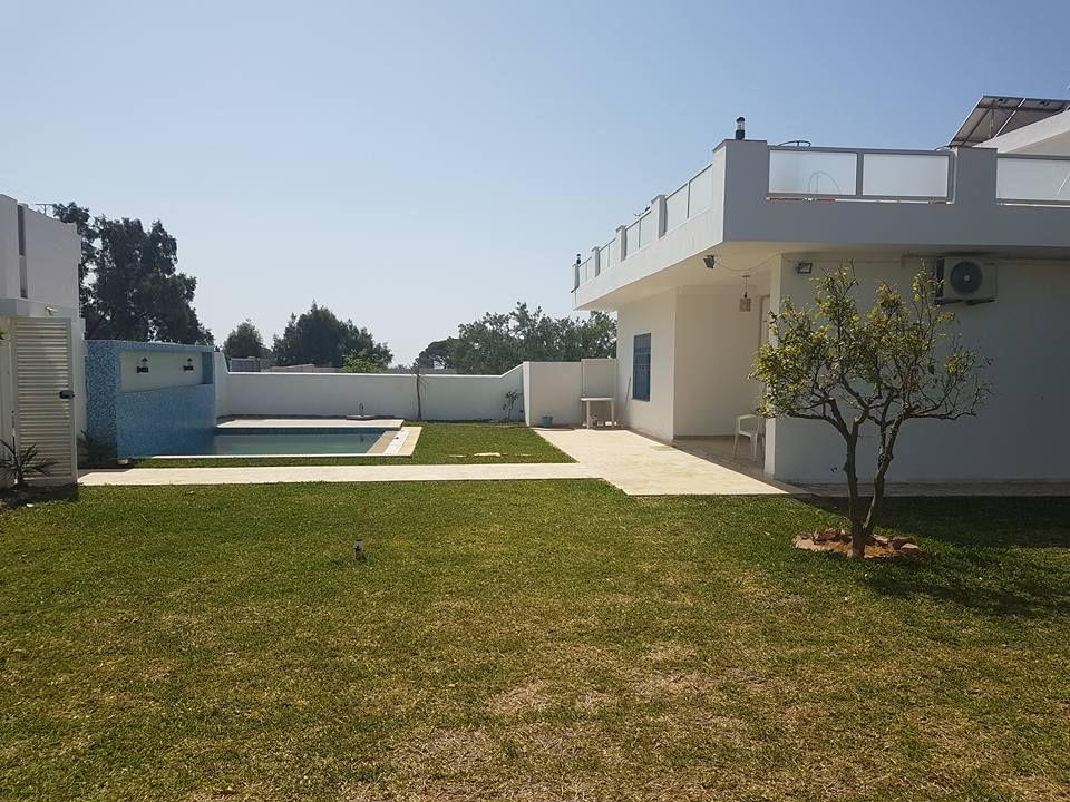 Villa zénith à hammamet nord