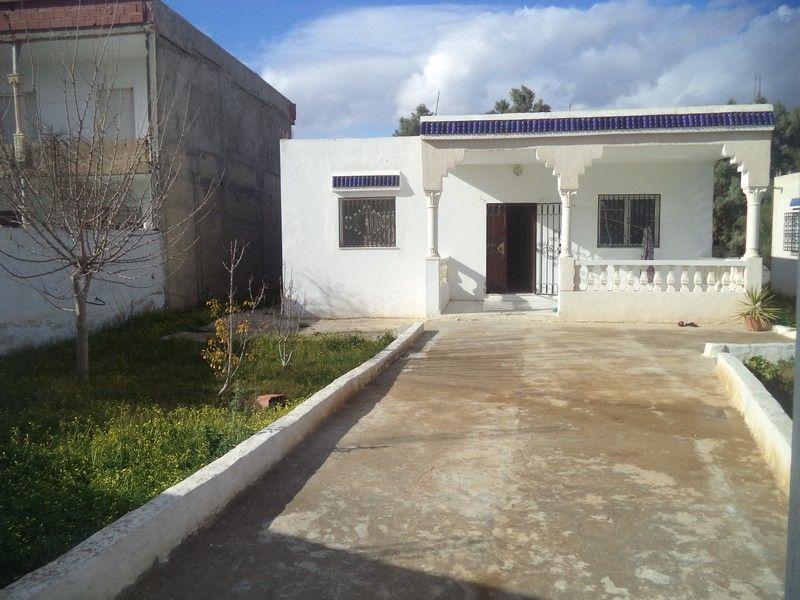 Villa 700 à hammamet sud
