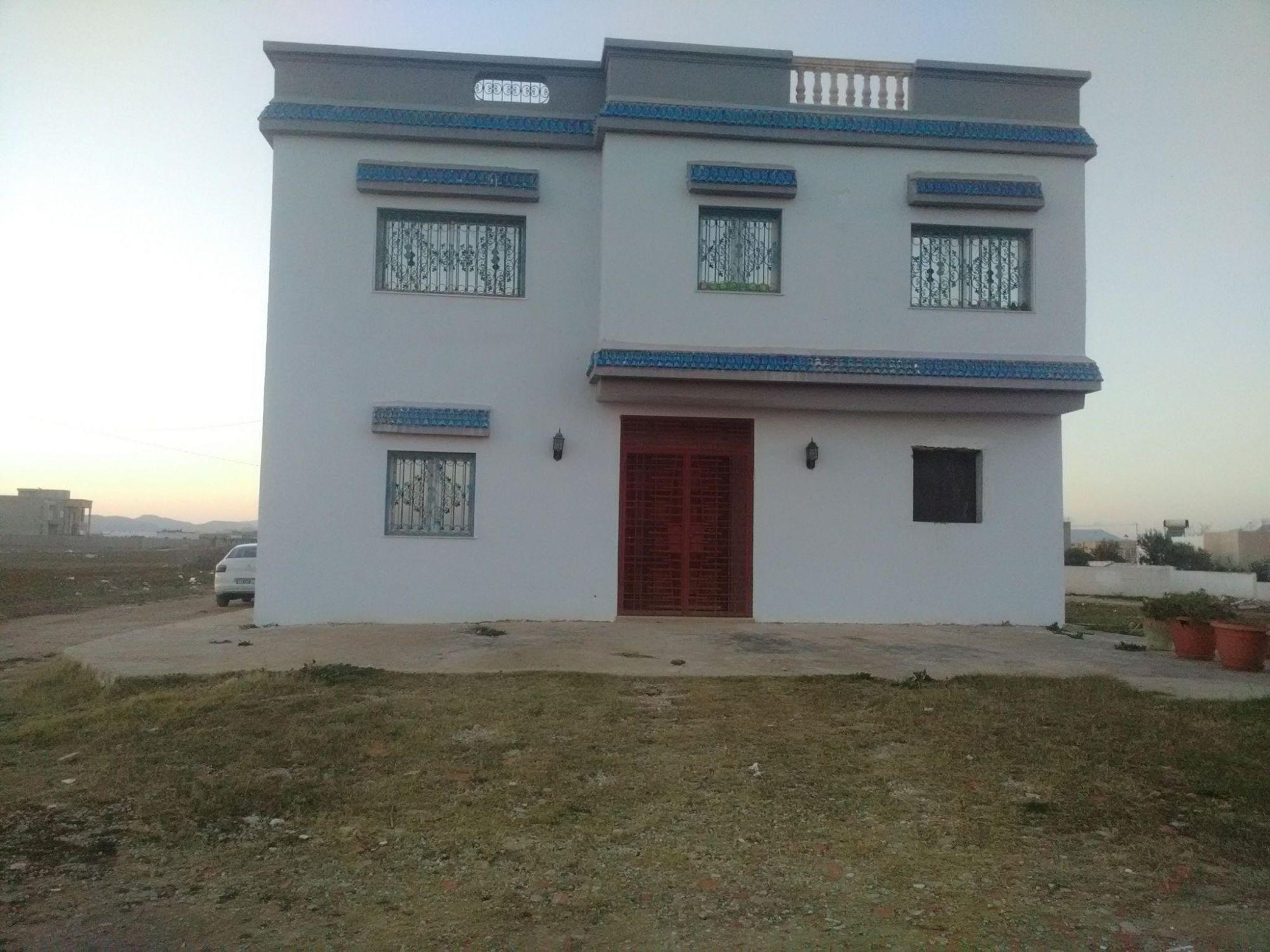 Villa nourchen de 600 à hammamet sud