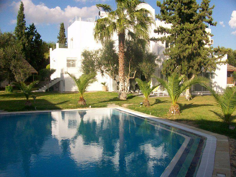 Villa patricia située à hammamet sud