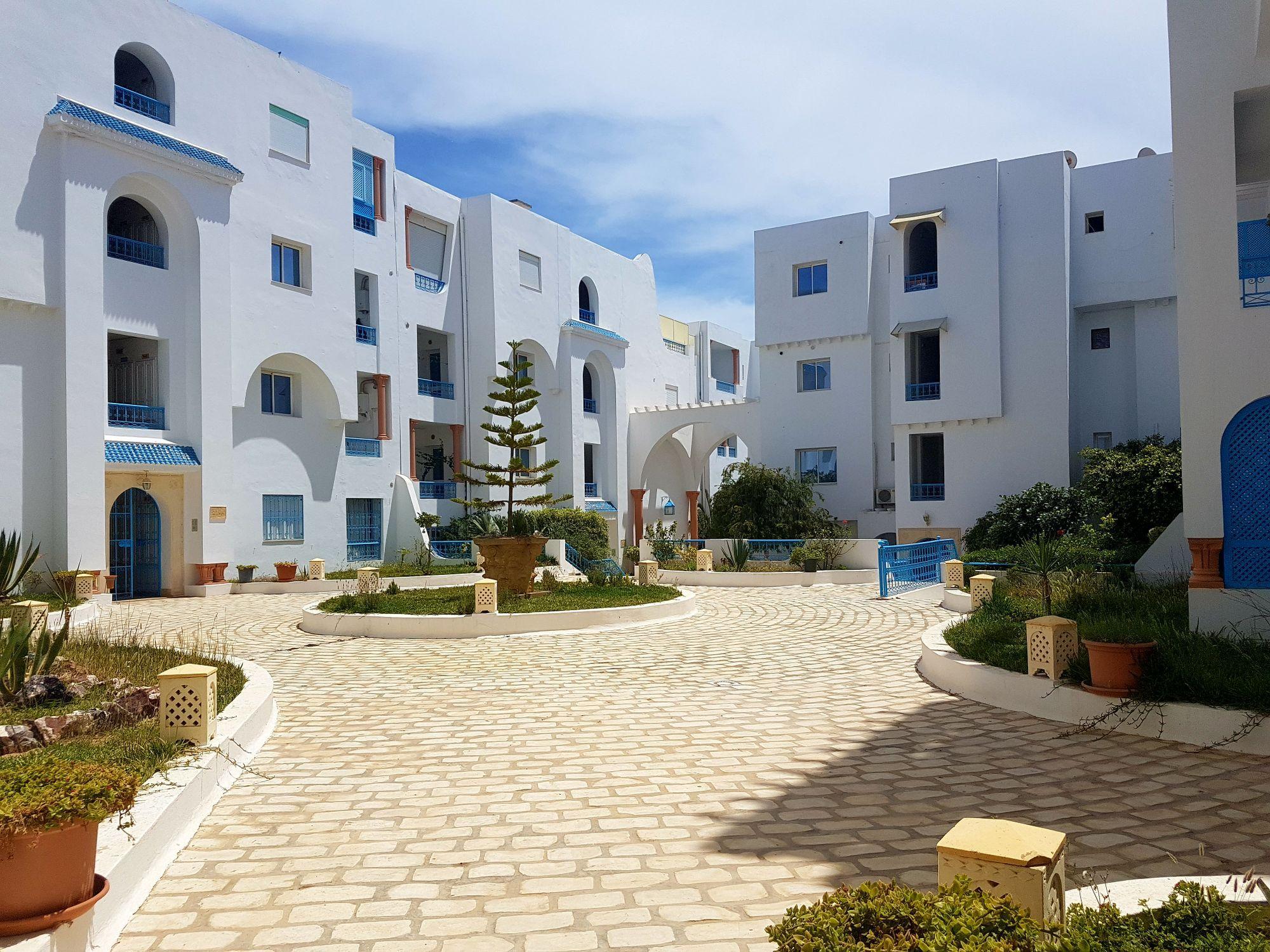Appartement zone sultan à hammamet nord