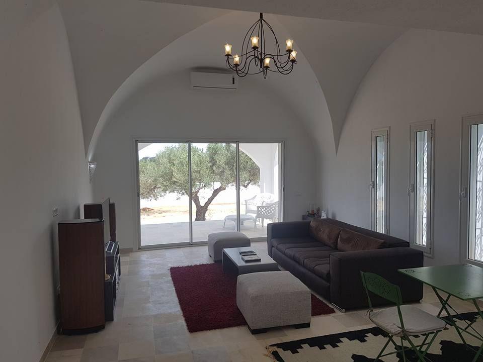 Villa style arabe à hammamet sud