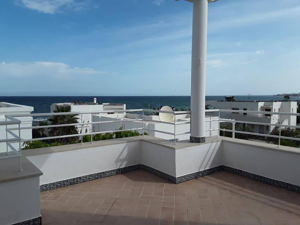 Location Étage de villa avec vue sur mer à sousse