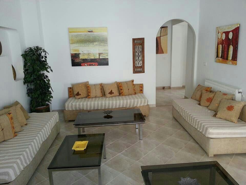 Villa propre a hamamet zone miramar