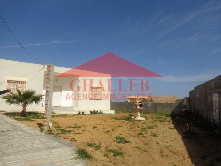 Villa Avec Beau Jardin Situee A La Campagne T Vente Maison A Hammamet