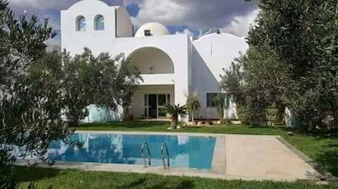 Villa wafa ref a hammamet nord