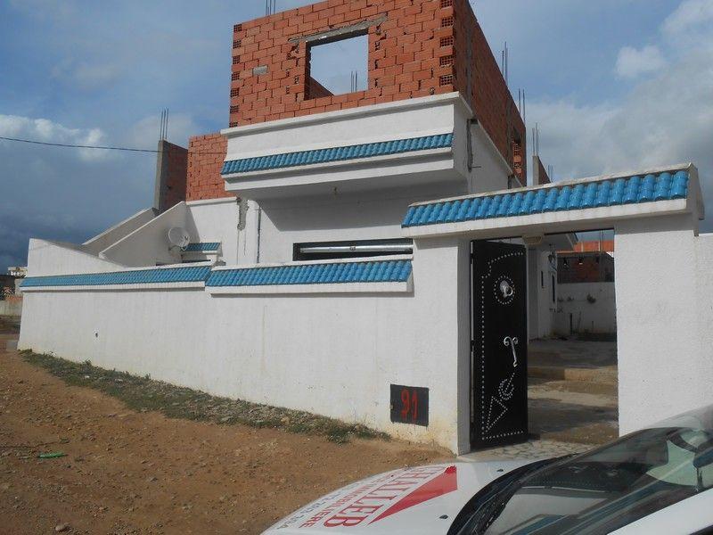 Av maison rezdechaussée avec garage t