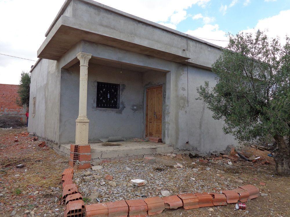 Av maison à proximité de hammamet t