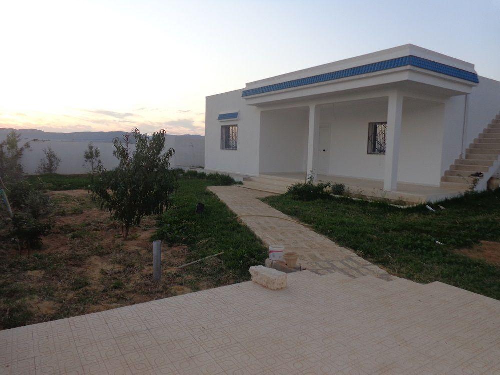 Villa à la compagne de hammamet sud 280md oo