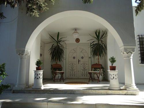 Villa esmeralda hammamet serine