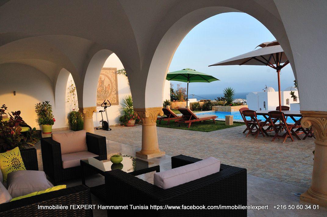 location vacance tunisie