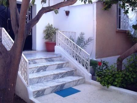 Villa style am ricain khezama ouest vente maison - Constructeur maison style americaine ...