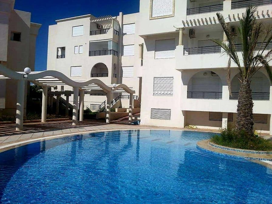 Appartement meridiana à hammamet nord