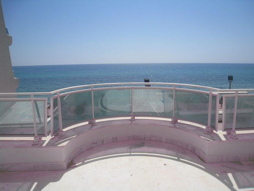 hammamet a vendre appartement haut standing front de mer
