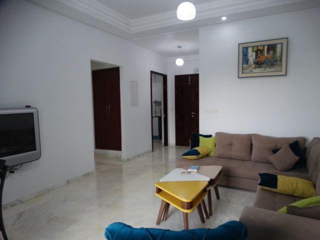 Appartement paradis hammamet
