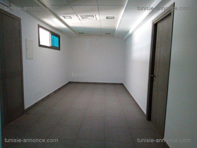 Bureau pour location en face clinique amen nabeul