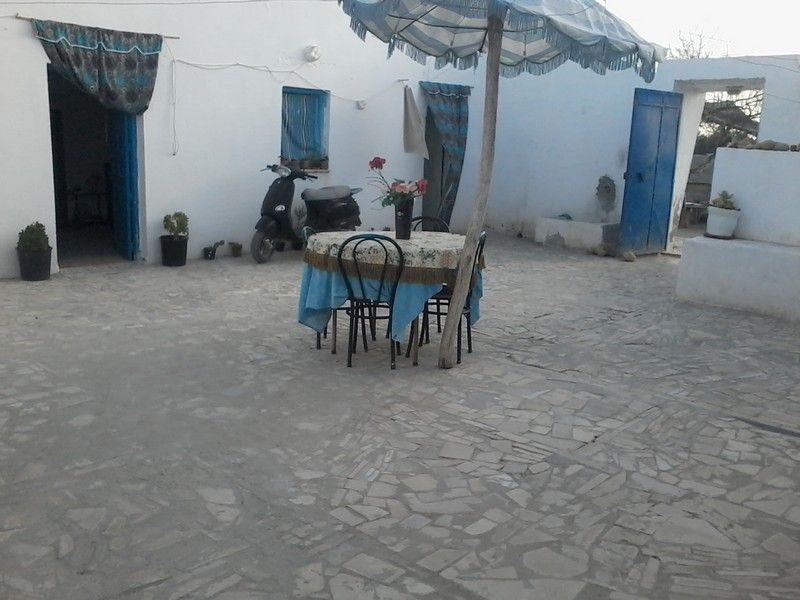Une maison style arabesque a hammamet nord g