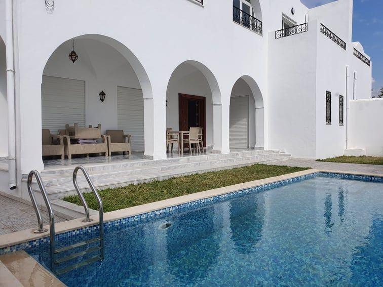 Villa jony 5réf: loction à l'année