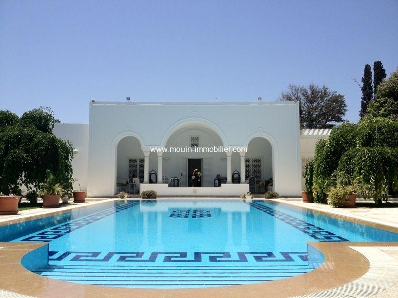 Villa paradisiii hammamet a
