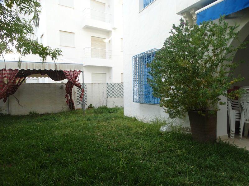 Appartement syrine réf:app au rez de chaussée